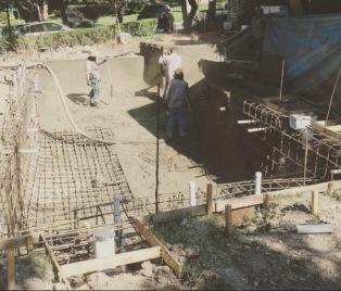 Savior Pool Service New Build Swimming Pool